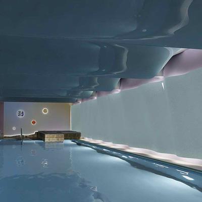 Волнообразные натяжные потолки цены